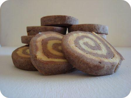 Sausage Dog Swirl Dog Treats
